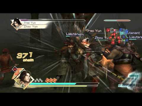 Dynasty Wariors 6 - Lu Meng (Battle Of Jing Province)