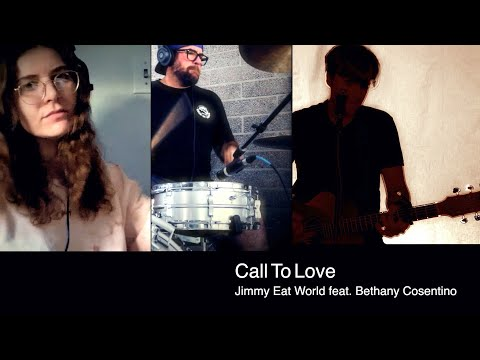 Смотреть клип Jimmy Eat World Ft. Bethany Cosentino - Call To Love
