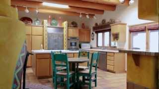 santa fe real estate homes 831 vista canada lane new mexico properties for sale
