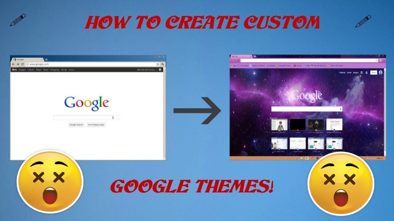 How To Create A Custom Google Chrome Theme! | Tutorial