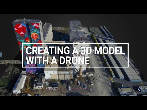 Creating a 3D Model With DroneDeploy