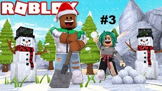 Snow Shoveling Simulator (Roblox) #3