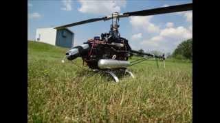 Miniature Aircraft USA Fury .55 FBL 3D Movie #1 HD