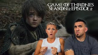 Game of Thrones Season 2 Episode 2 'The Night Lands' REACTION!!