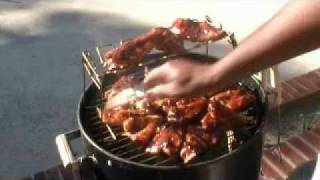 Jt's Bbq Chicken & Ribs - Part 1 - Chicken Thighs, Breasts & Wings
