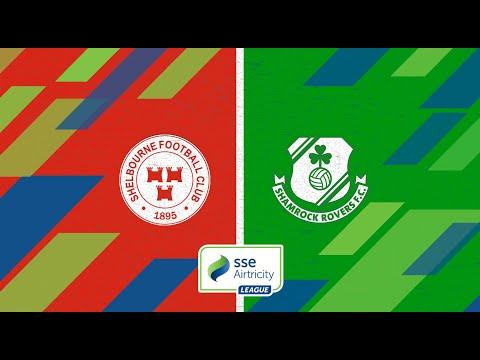 Premier Division GW18: Shelbourne 0-2 Shamrock Rovers