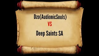 Dzo(AudionicSouls) VS Deep Saints SA 2017 SA Amapiano Battle Mix Mixed by African Jackson