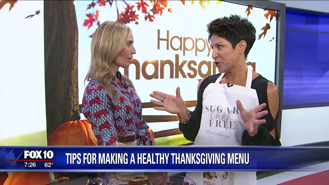 How To Have A Healthy Thanksgiving - Sugar-Free