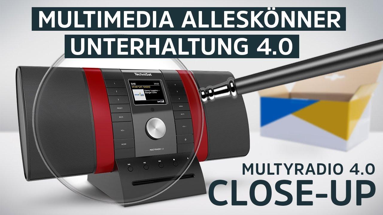 Video: Grenzenlose Unterhaltung | MULTYRADIO 4.0 | TechniSat