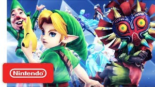 Download Hyrule Warriors: Definitive Edition - Character Highlight Series Trailer #2 - Nintendo Switch Mp3 and Videos