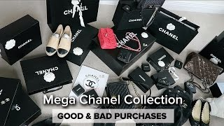 MY ENTIRE CHANEL COLLECTION
