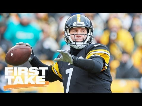 How Many Good Years Does Ben Roethlisberger Have Left? | First Take | March 29, 2017