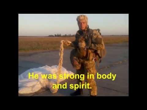 Vasily Belen is a real  war hero on Dombas