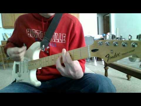Polly Nirvana EASY POWER CHORD GUITAR LESSON Perfect For Beginners