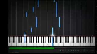 The Myth - Endless Love Piano Tutorial (70% Speed)