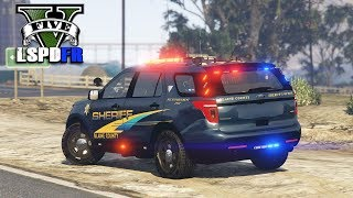 Those lights tho - Grapeseed Patrol FPIU | GTA 5 LSPDFR Ep #652