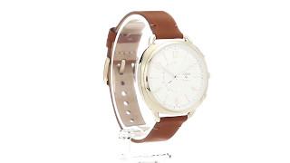 Fossil Q Q Accomplice Slim Hybrid Smartwatch - FTW1201 SKU:8930255