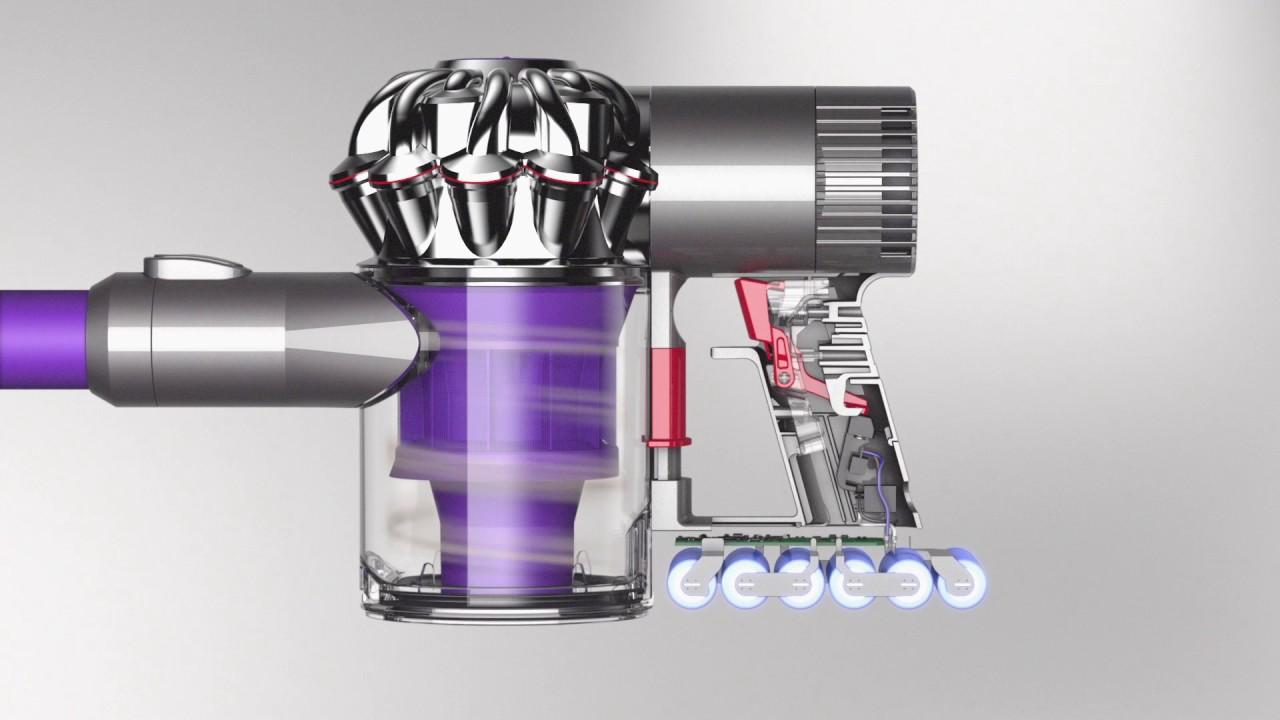 Dyson v6 двигатель дайсон пылесос ремонт екатеринбург