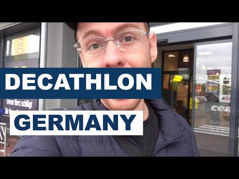 Decathlon Stores In Germany