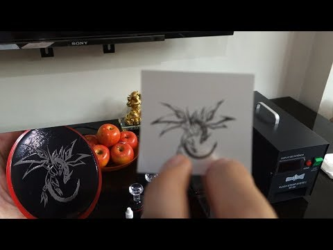 How to Make Rubber Stamp with Photosensitive Flash Stamp Machine (Simple Steps)