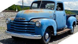 Car Restoration - 1948 Chevy 3100 Restomod Project - Truck Restoration Time Lapse