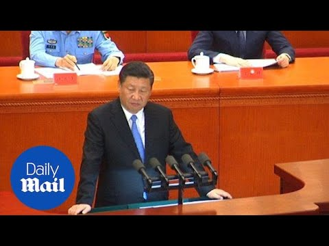 President Xi says communism is 'totally correct' for China - Daily Mail