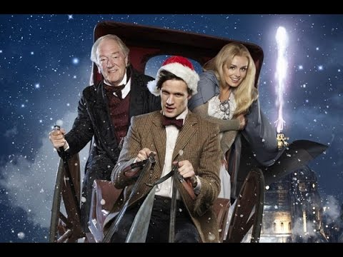 Doctor Who - A Christmas Carol BBC One TV Trailer - YouTube