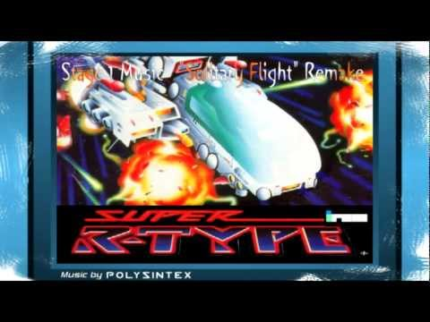 Super R-Type Stage 1 Music ''Solitary Flight'' Remake (HD)