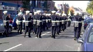 EBPB & SPB @ John Hanna Memorial Parade 2009
