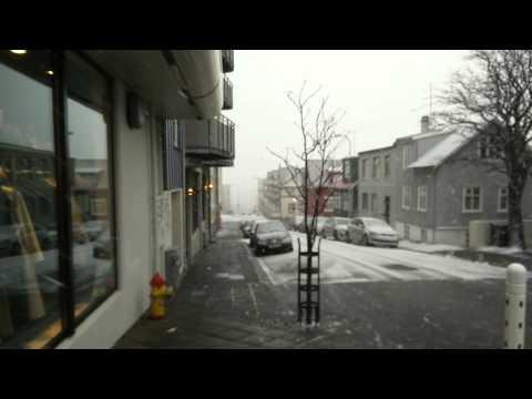 Reykjavik weather changes fast 2