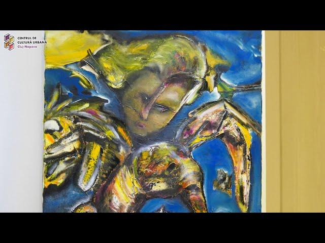 Ascensiune - Ovidiu Mureșan (expoziție online de pictură)