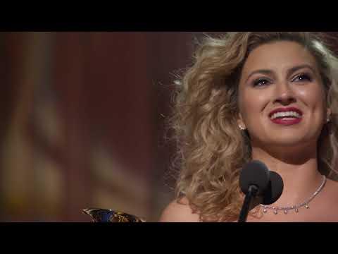 Tori Kelly Wins Best Gospel Album | 2019 GRAMMYs Acceptance Speech
