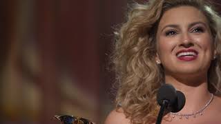 Tori Kelly Wins Best Gospel Album | 2019 GRAMMYs Acceptance Speech
