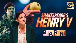 Shakespeare's Henry V | Free Barn Theatre At Home Full Performance