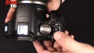 Canon T1i Review @ Steve's Digicams - Features and Controls