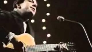 Leonard Cohen - The Stranger Song (Lyrics).wmv