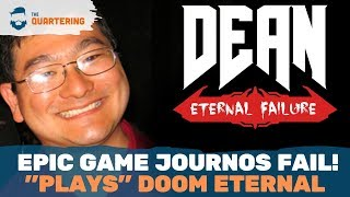 Game Journo Plays Doom Eternal & I Lose My Will To Live!