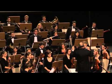 Stravinsky: suite No. 2 for small orchestra (Andreas Weiss, Conductor)