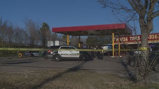 Man Shot and Killed Outside Tire Shop