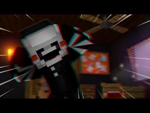 The Voice in Puppets Head - (Minecraft FNAF Roleplay)