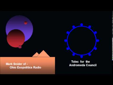 Tolec speaks about the inner core of Earth and current earth changes