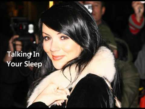 Martine McCutcheon - Talking In Your Sleep