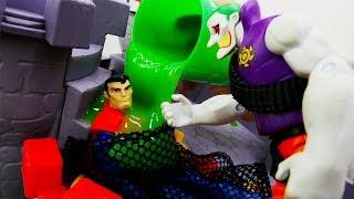 Игры супергерои - мега нерф в деле: Видео для мальчиков