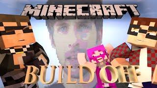 Minecraft YOUTUBER BUILD OFF! Ft. MunchingBrotato, SkyDoesMinecraft, Mlghwnt, and AviatorGaming