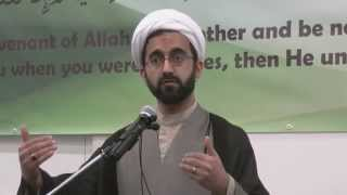 Speech by Sheikh Salim Yusufali at Muslim Unity Seminar -English