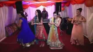 Naiha's Mehndi Night - Dance Performance