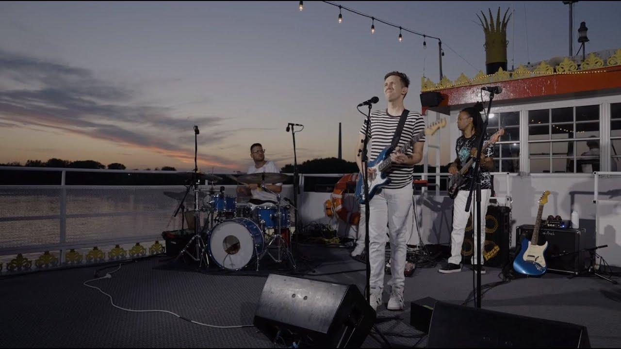 """Meditation"" // Live On The Lake with Cory Wong and Dave Koz"