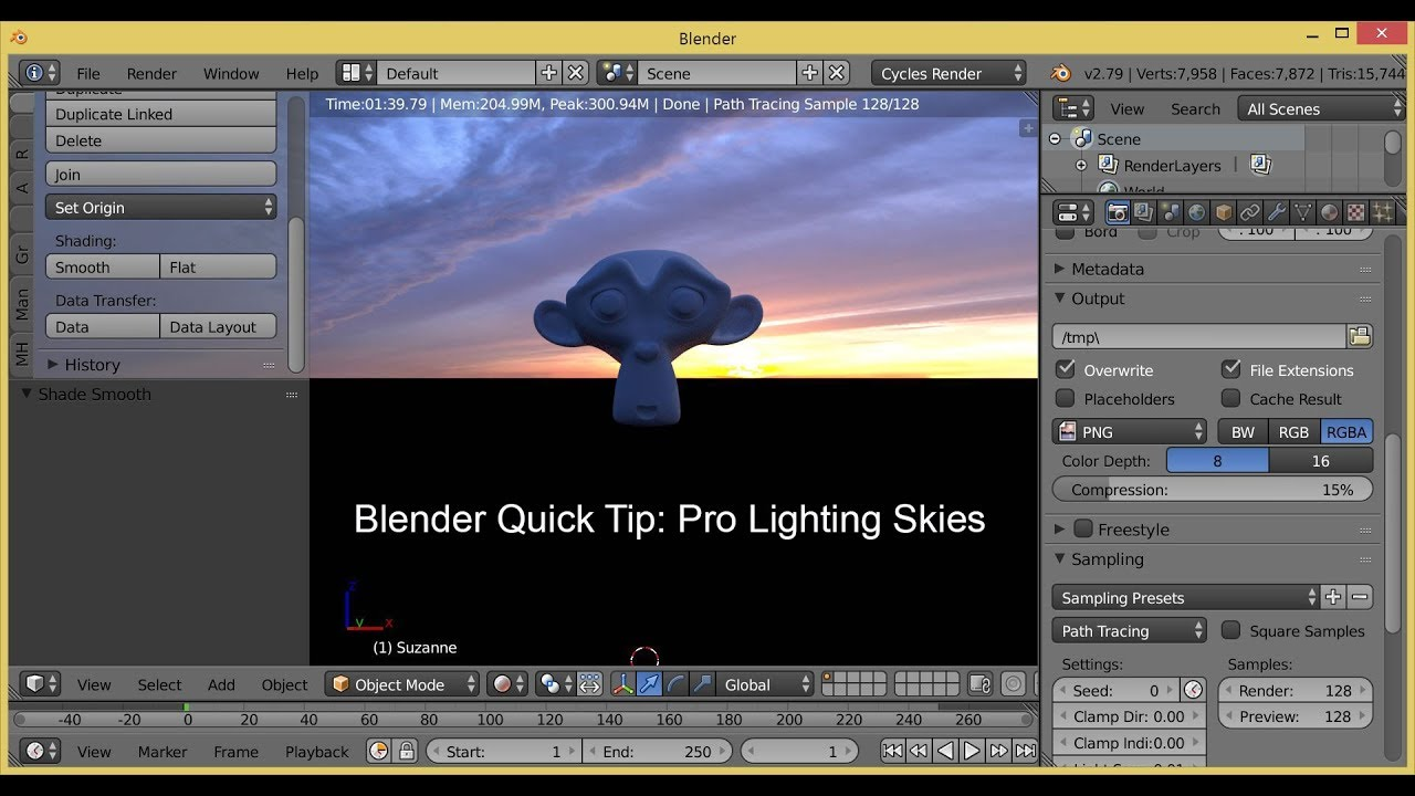 blender pro lighting studio free