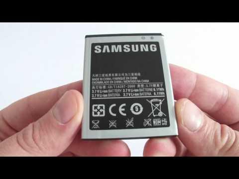 Samsung Galaxy R GT-I9103 UNBOXING