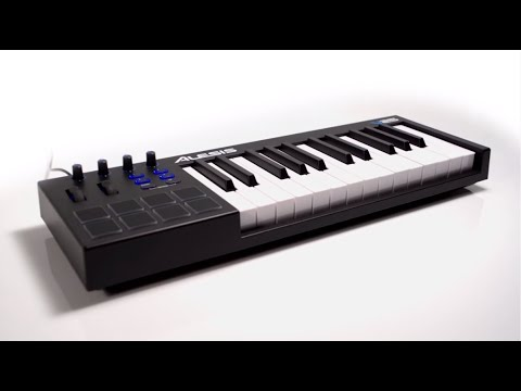 Photo4Less | Alesis V25 | 25-Key USB MIDI Keyboard with Drum